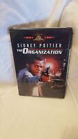 The Organization ( Sidney Poitier )  DVD 1971 Thriller