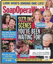 Soap Opera Weekly - 2010, November 2 - Sizzling Scenes You've Been Waiting For!
