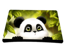 Cute Panda Pattern Gaming Mouse Pad Mat Desktop Mousepad For Optical Laser Mouse