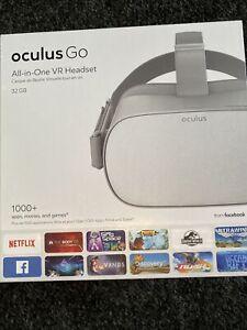 oculus go 32gb vr headset -read description