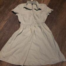 ffbd0bcdc Womens Denim light wash Jean Dress size Medium Petite Old Navy
