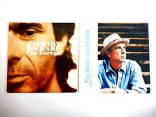 ~ LOT Collector - Port 0€ ~ RICHARD ZACHARY : 2 CD