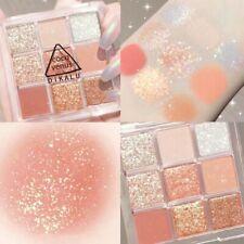 9 Colors Makeup Fashion Eyeshadow Palette Matte Eye Shadow Palette Glitter