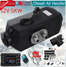12V 5Kw Parking Heater Fuel Heater Diesel Air Parking Heater Lcd Thermostat Us