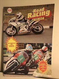 ROAD RACING IRELAND 1989 Magazine-Motorbikes/Motorcycles