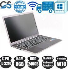 "Samsung 700Z 15.6"" LAPTOP CORE i5 3rd Gen 2.50GHz 8GB RAM 240GB SSD Windows 10"