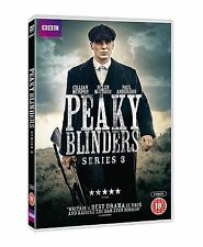 PEAKY BLINDERS series/season 3 region 2 DVD box set new Fast Dispatch
