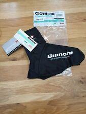 Bianchi Reparto Corsa Shoe Cover - Large