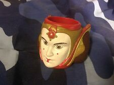 Vintage Applause Star Wars Classic Collector Series Figural Mug - Queen Amidala