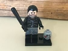 TYPE MINI FIGURINE LEGO WALKING DEAD NEGAN