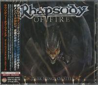RHAPSODY OF FIRE-DARK WINGS OF STEEL-JAPAN CD BONUS TRACK F75