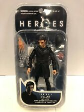 Heroes Series Season 1 Sylar Toy Action Figure Mezco 2007 Age 8