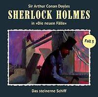 Sherlock Holmes: Die Neuen Fälle - Fall 05 : Das Stei... | CD | Zustand sehr gut