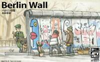AFV Club 1/35 AF35317 Berlin Wall (with Decals, Figures not included)