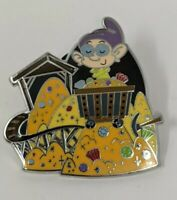 Disney Seven Dwarfs Mine Train Fantastical Fantasyland Cast Member Exclusive Pin