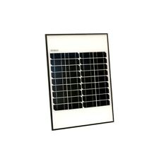 CLEARANCE SALE- ALEKO 15W Monocrystalline Solar Panel 12 Volt Output