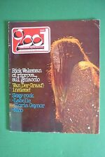 CIAO 2001 17/1975 RICK WAKEMAN LABELLE NAPOLI CENTRALE GLORIA GAYNOR MIKE HERON