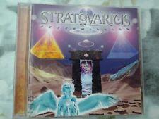 STRATOVARIUS - INTERMISSION - CD NUCLEAR BLAST 2001 - COME NUOVO