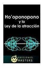 Ho'oponopono y la Ley de la Atracción by Adolfo Perez Agusti (2014, Paperback)