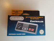 Manette Nintendo Mini nes officielle NEUF Controller BOXED