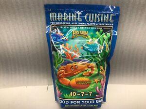 Fox Farm Marine Cuisine 10-7-7 Slow Release Fertilizer 4lb Bag