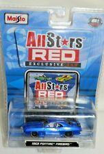 RARE MAISTO ALL STARS RED EXCLUSIVE 100 - 1969 Pontiac Firebird