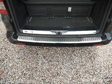 VW T5 MULTIVAN 2003-2014 SCHUTZ FÜR SCHWELLE TÜR AUS EDELSTAHL MATT