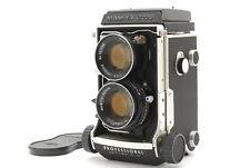 EXC MAMIYA C220 + SEKOR 80mm F2.8 Blue Dot LENS TLR camera from Japan
