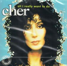 Cher - All I Really Want to Do - CD NEU - Like a rolling stone Needles and pins