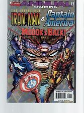 IRON MAN CAPTAIN AMERICA  ANNUAL 1998   HUGE SELECTION IRON MAN AVAILABLE