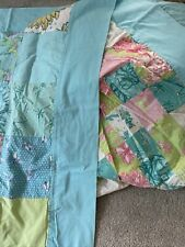Lilly Pulitzer Summer Bed Coverlet - Works On Twin Or Full!