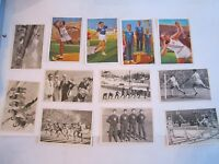 (48) 1932 GERMAN OLYMPIA CIGARETTE TRADING CARDS - NICE - TUB ABCD