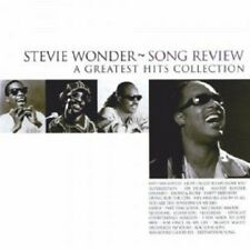 STEVIE WONDER - SONG REVIEW-A GREATEST HITS COLLECTION  CD  21 TRACKS POP  NEW!
