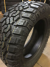 4 NEW 275/70R18 Kanati Trail Hog LT Tires 275 70 18 R18 2757018 10 ply