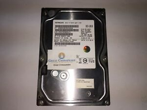 "Hitachi Deskstar HDS721025CLA382 250GB Internal 7200RPM 3.5"" SATA TESTED!"