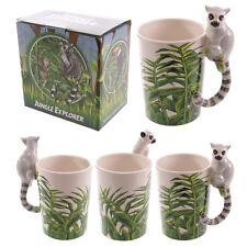 Fantasy Tasse Lemur Kaffeetasse Kaffeebecher Becher Mug Teetasse Afrika Safari