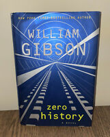 Zero History by William Gibson (HC) Putnam (First Edition, First Printing)