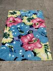 Nourison Hooked Floral Area Rug HAWAIIAN HIBISCUS Tropical Bright Delight 💜sj7m