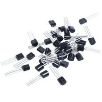 2N3904 Through Hole NPN Bipolar Transistors 50 Pcs K1O3