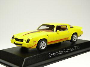 Norev 900017 1/43 1980 Chevrolet Camaro Z28 Diecast Model Car