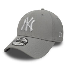 New Era New York Yankees Team Logo 39THIRTY Men s Cap - Grey d13742eaf4ea