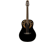 Ovation 1678AV50-5 50th Anniversary Custom Elite Shallow AcousticElectric Guitar