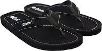 Mens Coolers Toe Post Flip Flops Beach Shoe Sandals 6 Colours Sizes 7-12