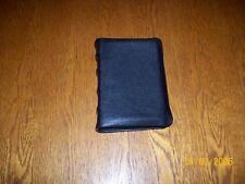 KJV Bible Holman Compact Reference Goatskin, Leather Lined