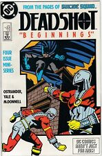 Deadshot #1 (1988 Series)  VF+/NM UNREAD