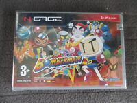 N-Gage - Bomberman - New and Factory Sealed. NA Version
