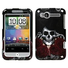 Magician Hard Case Snap on Cover for HTC Wildfire 6225