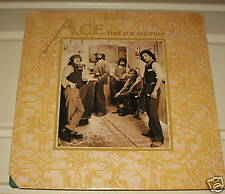 Ace - Time For Another (1975 Anchor Records ANCL-2013) Used Vinyl LP