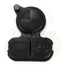 3 Buttons Replacement Remote Fob Key Buttons Repair Pad For BMW Series 3 5 7