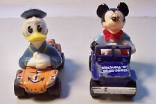 Vintage 1979 Disney Matchbox DONALD and MICKEY CARS